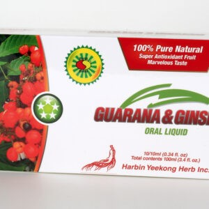 SUN MOON Guarana-Ginzeng Kivonat 10 db